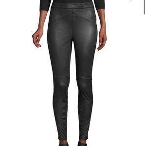 Free People Stretch Faux Leather Leggings